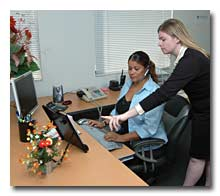 Customer care relations outsourcing to a firm who will treat customers as if they were their own.