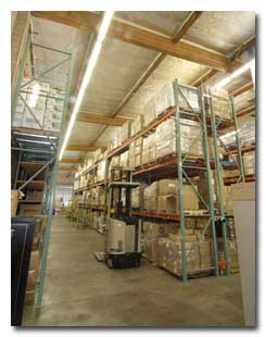 We will provide warehousing for any size fulfillment need.
